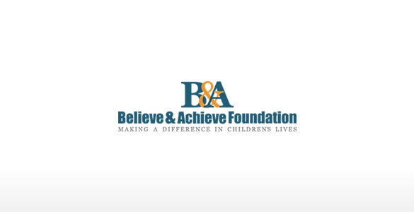 Believe and Achieve Logo